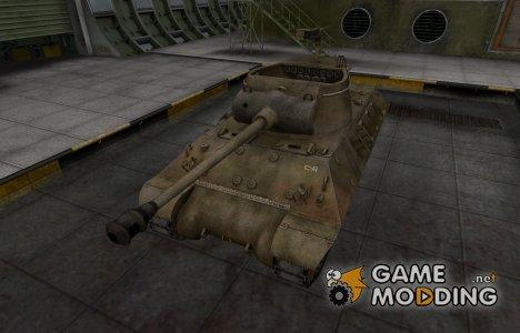 Исторический камуфляж M36 Jackson для World of Tanks