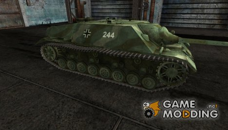 JagdPzIV 8 for World of Tanks