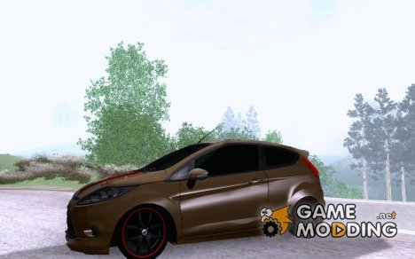 Ford Fiesta 2012 Edit for GTA San Andreas