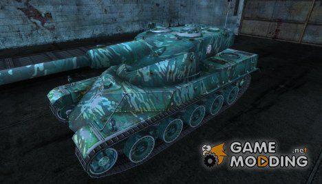 Шкурка для AMX 50 120 for World of Tanks