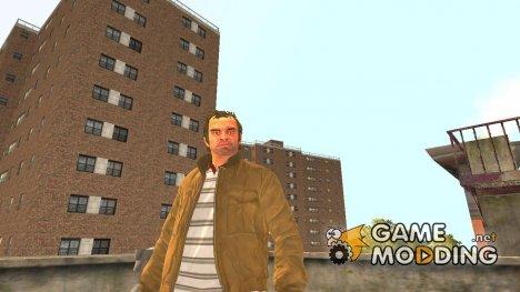 Тревор из GTA 5 for GTA 4