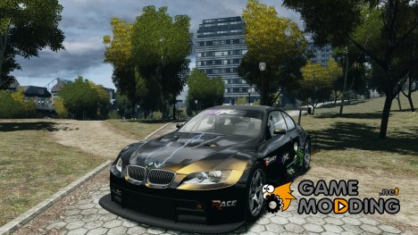 BMW M3 GT2 Drift Style for GTA 4