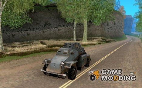 Бронетранспортёр из игры В Тылу врага 2 для GTA San Andreas