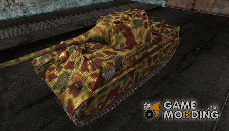 PzKpfw V Panther II phoenixlord for World of Tanks