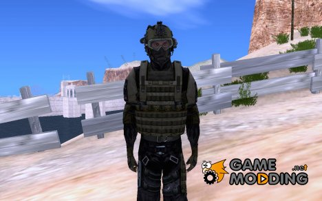 Modern Warfare 2 Highbred (Ver.1) для GTA San Andreas
