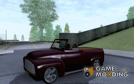 Ford FR100 Convertible для GTA San Andreas