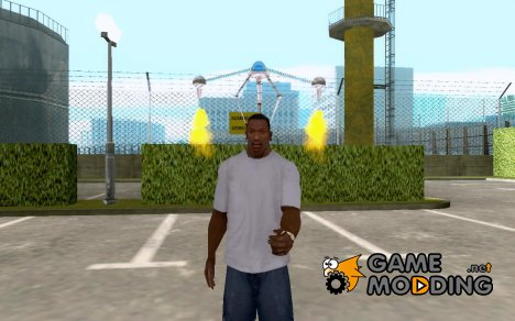 Crazy Jetpack for GTA San Andreas