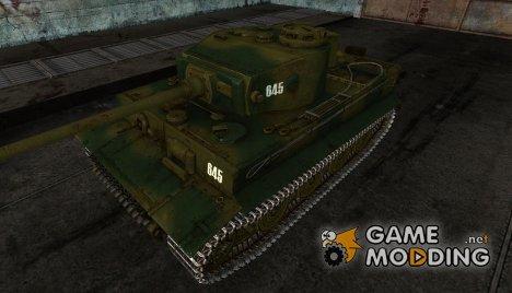 PzKpfw VI Tiger VakoT for World of Tanks