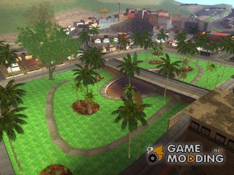 Новый Глен Парк для GTA San Andreas