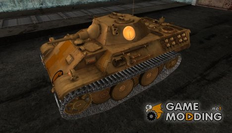 "VK1602 Leopard ""Лео-Тау"" for World of Tanks"