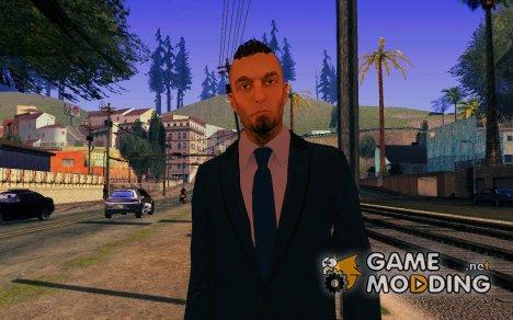 Men Look ped GTA Online for GTA San Andreas
