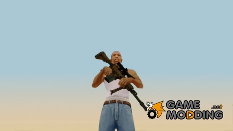 CoD Ghosts - G-28 Desert Camo для GTA San Andreas
