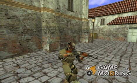 Brutal mercenary (nexomul) для Counter-Strike 1.6