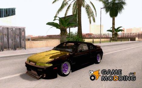 Nissan Silvia S14 Volklinger для GTA San Andreas