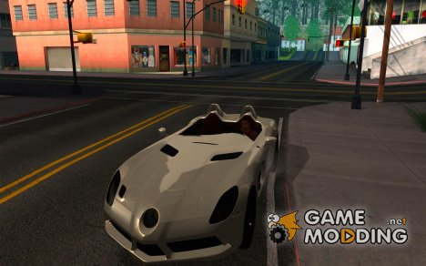Mercedes-Benz SLR Moss 2008 for GTA San Andreas