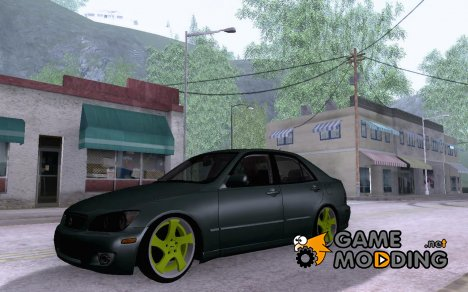Lexus IS300 Edit for GTA San Andreas