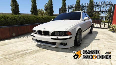 2003 BMW M5 E39 for GTA 5