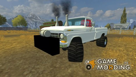 Ford Highboy Pulling 1972 для Farming Simulator 2013