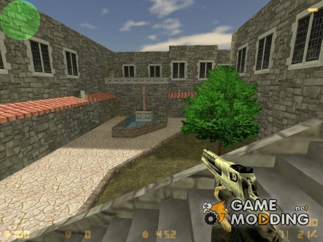de_abbey for Counter-Strike 1.6