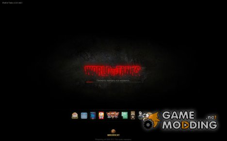 Мод загрузочного экрана для World of Tanks