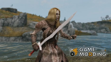 Gothic 3 inspired - Mastersword для TES V Skyrim