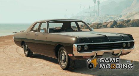 1971 Dodge Polara 1.0 for GTA 5