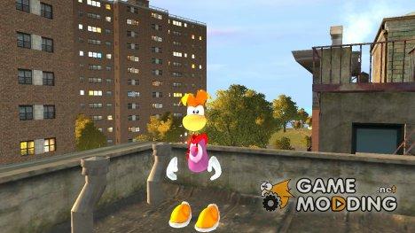 Rayman для GTA 4