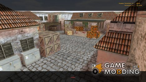 de_mirage для Counter-Strike 1.6