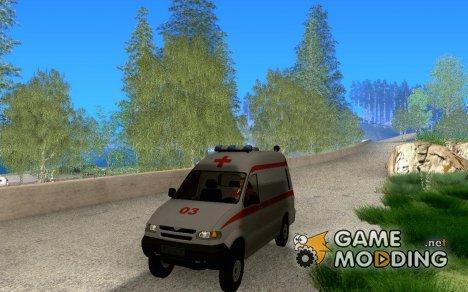 """Уаз """"Симба"""" for GTA San Andreas"""
