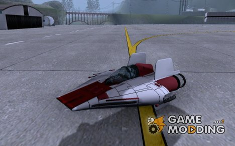 A-Wing for GTA San Andreas