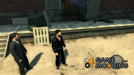Freeride Mafia II воспоминание для Mafia II
