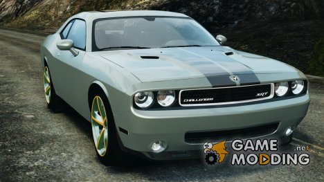 Dodge Challenger SRT8 2009 [EPM] для GTA 4