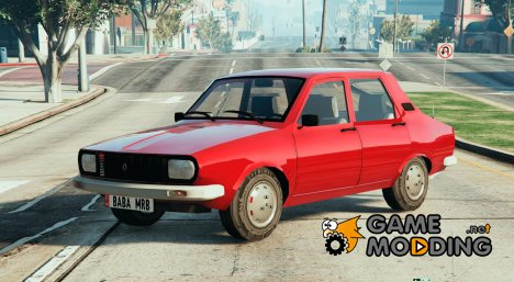 Renault R 12 Toros 1.0 for GTA 5