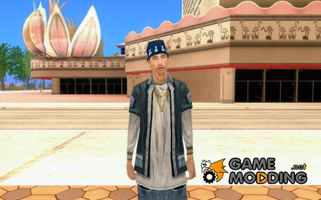 Персоонаж  из игры Crime Life - Gang Wars for GTA San Andreas