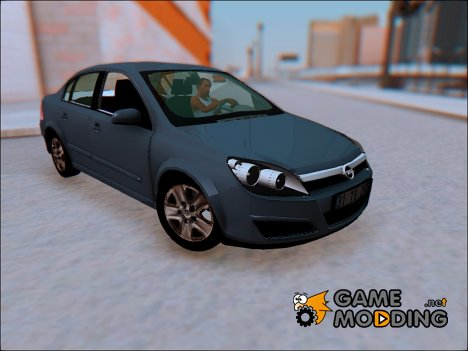 Opel Astra H Sedan for GTA San Andreas