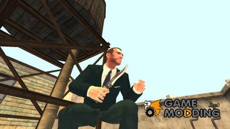"Элитный боевой нож ""Raider Blade"" v.2 для GTA 4"