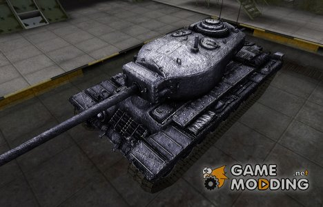 Темный скин для T30 для World of Tanks