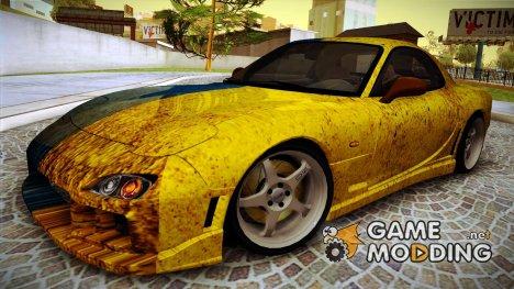 Mazda RX-7 UA PJ for GTA San Andreas