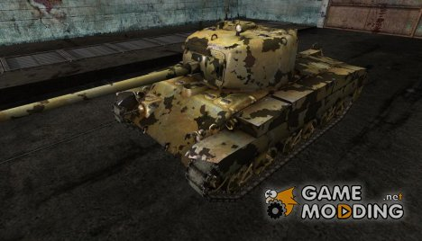 Шкурка для T20 rural ghost для World of Tanks