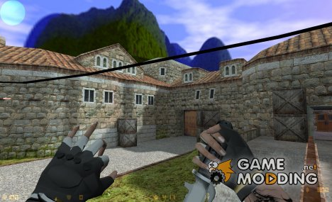 WBR Pro Ninja dagger for Counter-Strike 1.6