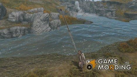 Silver Arrow для TES V Skyrim