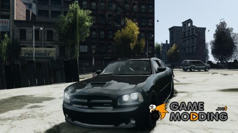 Dodge Charger Fast Five для GTA 4