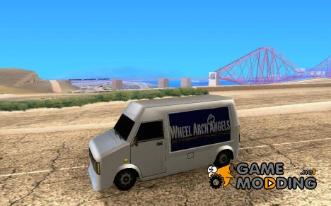 Rumpo light tuning для GTA San Andreas
