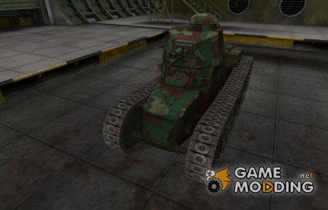 Китайскин танк Renault NC-31 for World of Tanks