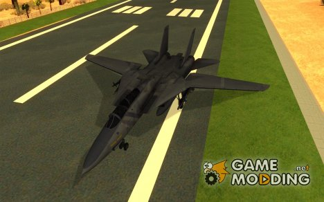 F14W Super Weirdest Tomcat Skin 1 for GTA San Andreas