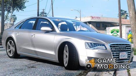 2010 Audi A8 FSI FINAL для GTA 5