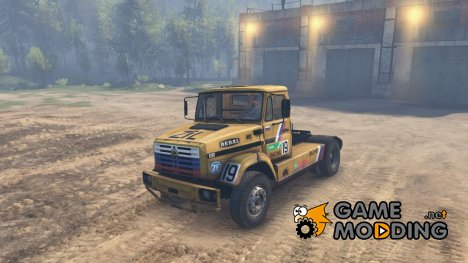 ЗиЛ 4421С for Spintires 2014