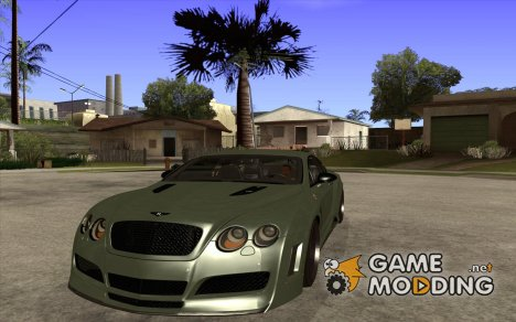 Bentley Continental GT Premier4509 2008 Final для GTA San Andreas