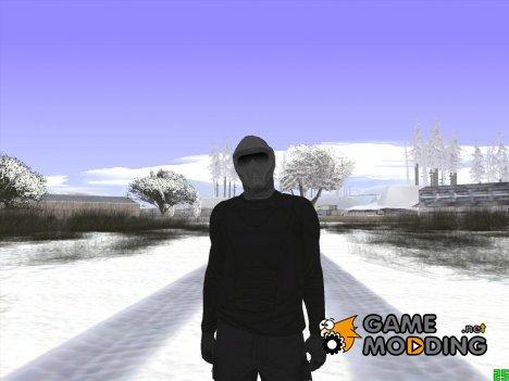 Skin GTA V Online DLC v2 для GTA San Andreas
