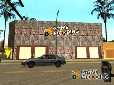 Новый спорт зал в Лос Сантосе для GTA San Andreas